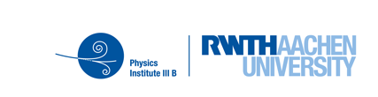 Logo of the Institute ParticlePhysics3B
