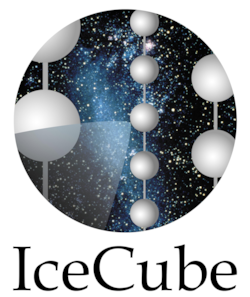 Logo of the IceCube Experiment